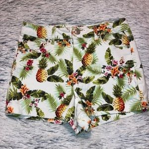 Forever 21 Los Angeles shorts